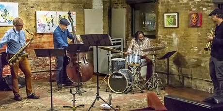 Life in Time Collective Quartet livestream @ Fulton Street Collective tickets