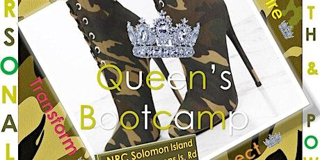 Queen's Bootcamp tickets
