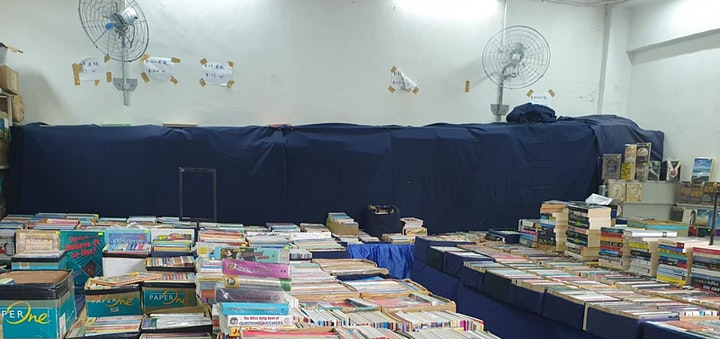 Evernew Warehouse Second-hand Book Sales image