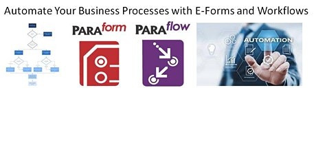 Automate Your Business Processes with E-Forms and Workflows tickets