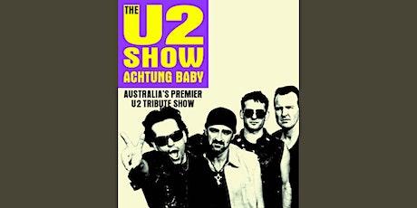 U2 Show - Achtung Baby tickets