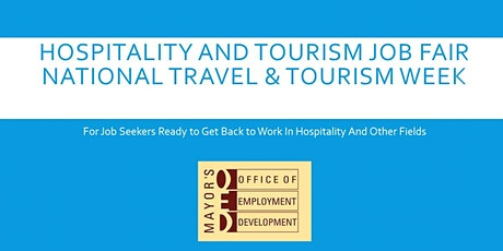 National Travel and Tourism Week Recruitment - Candidate Registration tickets