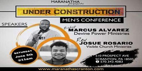 Mens Conference 2021 tickets