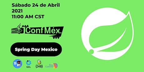 Spring Day Mexico 2021 entradas