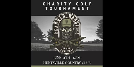 2nd Annual BeArded WARRIORs Charity Golf Tournament tickets