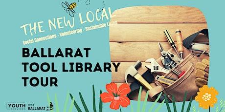 Ballarat Tool Library Tour tickets