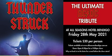 ACDC Tribute - Thunder Struck tickets