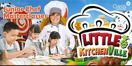 Junior Chef Masterclass - Clever cookie tickets