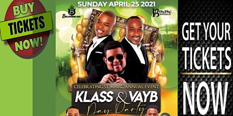 Klass vs Vayb Day Party tickets