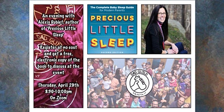 Precious Little Sleep: Dad Guild Workshop tickets