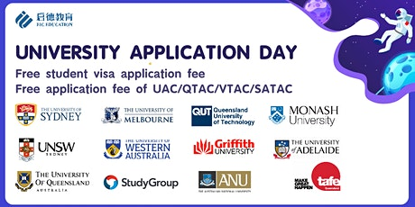 University Application Day tickets