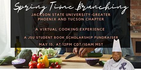 Spring Time Brunch and Cocktail Cooking Class Fundraiser tickets