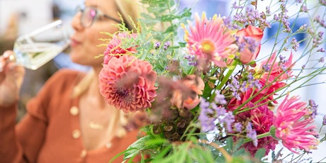 Posies & Prosecco Floral Workshop tickets