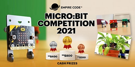Empire Code Micro:bit Competition 2021 tickets