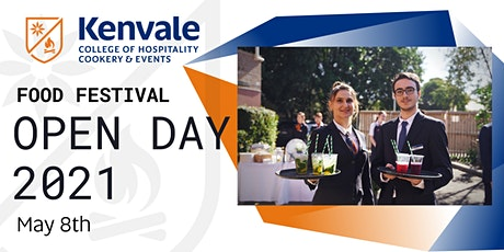 2021 Open Day -  Food Festival - College of Hospitality, Cookery & Events tickets