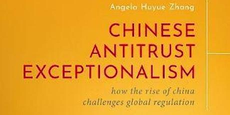 Chinese Antitrust Exceptionalism tickets