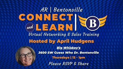 AR | Bentonville - Networking & Sales Training Luncheon tickets