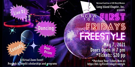 First Fridays-Freestyle Fundraiser tickets