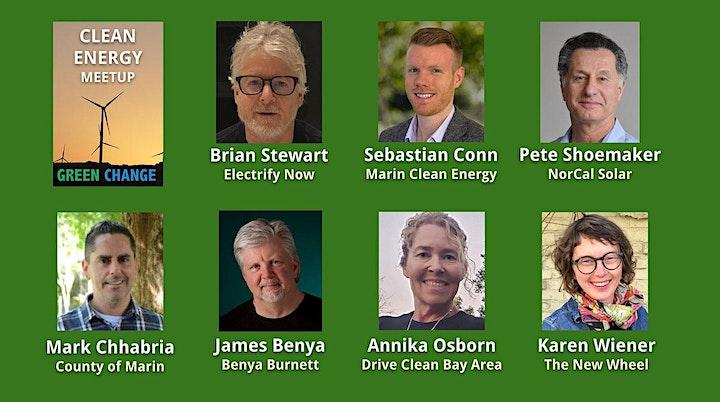 Clean Energy Meetup image