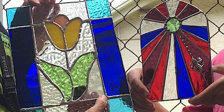 Stained Glass Simple Suncatchers tickets