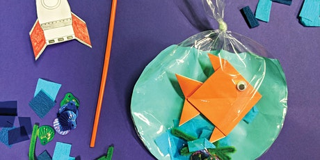 Take and Make Craft | NSS @ Cronulla Library tickets