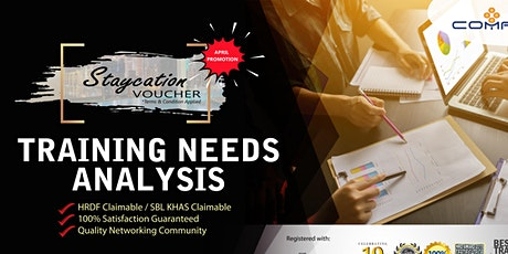 (SBL Khas) Training Need Analysis tickets