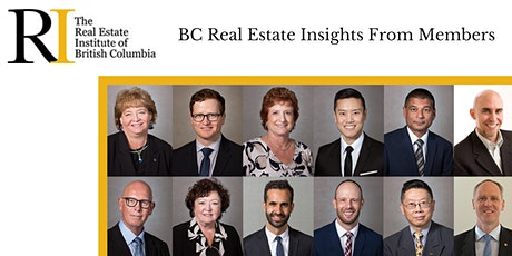 Real Estate Institute of BC: Discusses What's Happening tickets