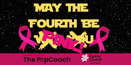 May The Fourth Be PINK! Fundraising Morning Tea tickets