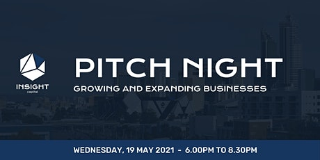 Pitch Night (Growing and Expanding Businesses) tickets
