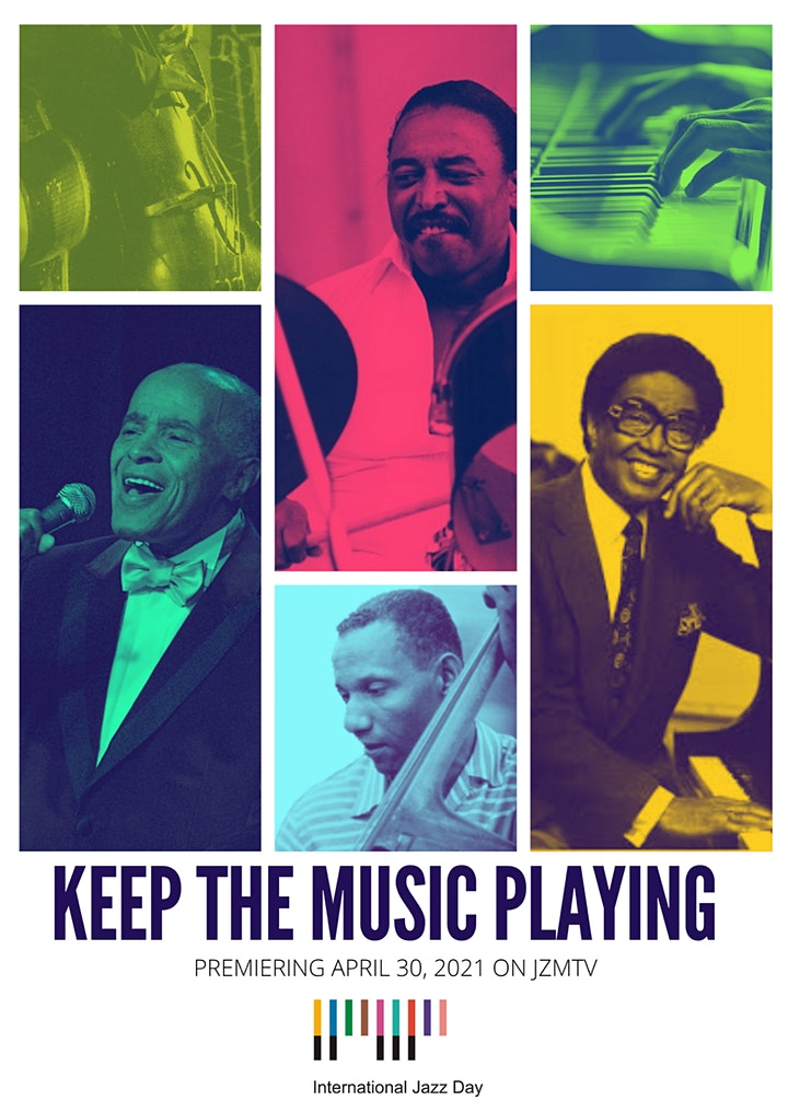 KEEP THE MUSIC PLAYING 2021 image