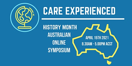 Care Experienced History Month Australian Symposium tickets