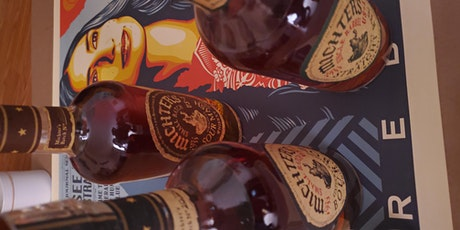 Virtual Whiskey Tasting Michter's whiskies challenge tickets