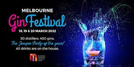 MELBOURNE GIN FESTIVAL tickets
