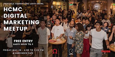 HCMC Digital Marketing Meetup tickets