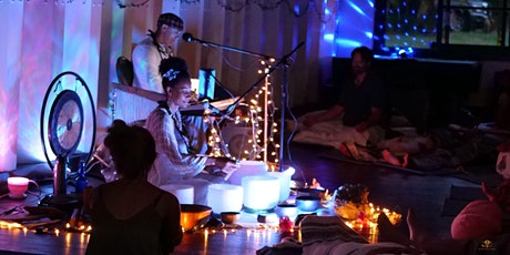 Full Moon Sound Healing Ceremony tickets