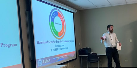 FEMA L0146: Homeland Security Exercise Evaluation Program  (HSEEP) tickets