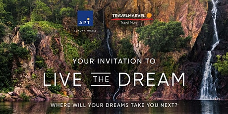 Your Invitation to Live the Dream: Hervey Bay Event tickets
