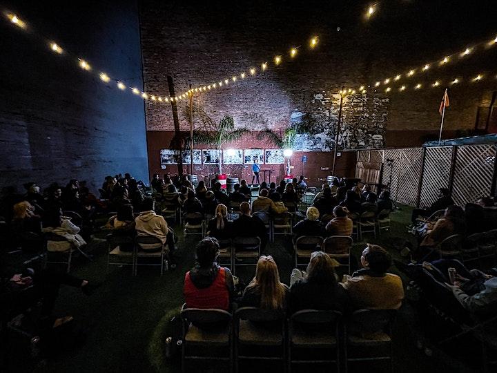 The Setup - SOMA Outdoor Comedy Live at Gasser Garden image