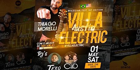 Villa Electric (Austin) tickets