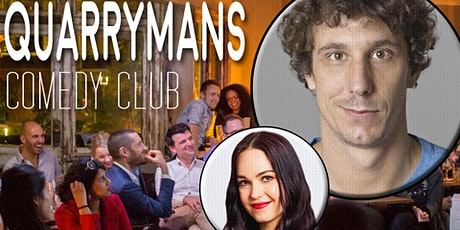 Quarrymans Comedy Club tickets