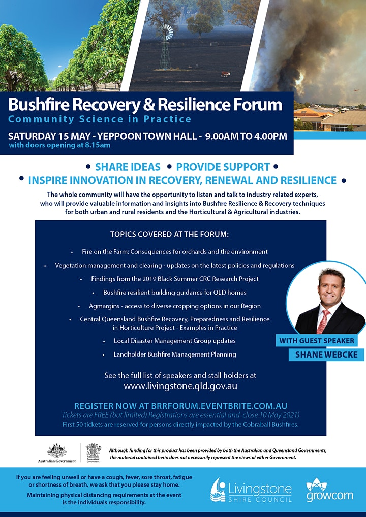 Bushfire Recovery & Resilience Forum – Community Science in Practice image