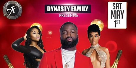 DynastyFamily Presents **Nice&Sexy** Featuring  Kenny Haiti tickets