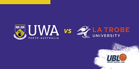 UBL Week 4: UWA v LTU tickets
