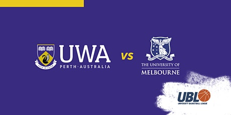 UBL Week 4: UWA v MELB tickets