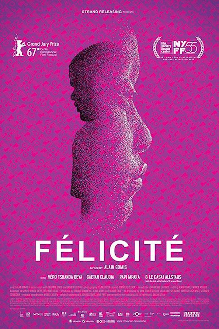 Imagem do evento Cine Geração #12 | FÉLICITÉ