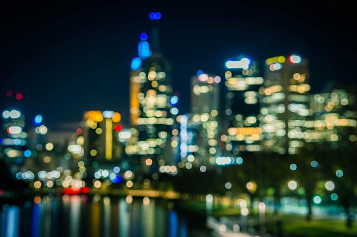 Night  Photography  Photowalk Workshop | Melbourne image