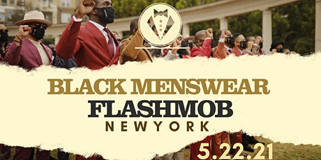 Black Menswear FlashMob New York tickets