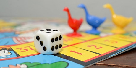 Games Club: Homeschoolers, ages 5-10 tickets