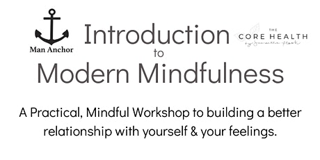 Introduction to Modern Mindfulness tickets