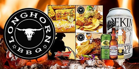 Longhorn BBQ ® BEROWRA Cafe Laurella 17 April  2021 tickets